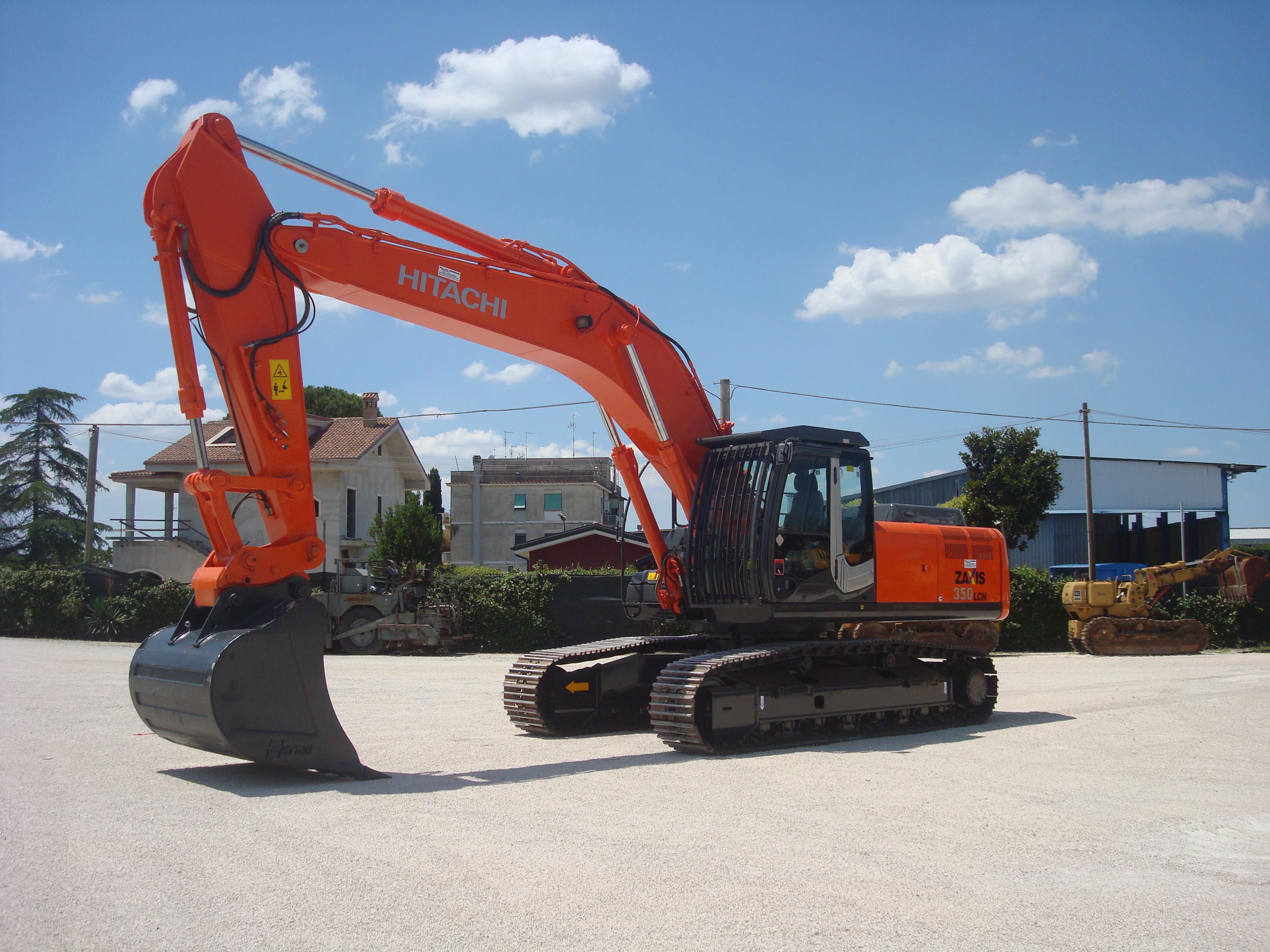 Escavatore Cingolato Hitachi ZAXIS 350.3